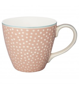 GreenGate krus Dot peach