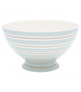 Tova pale blue soupbowl fra GreenGate