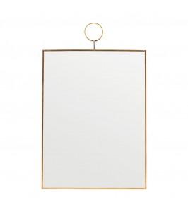 House Doctor Loop Brass spejl 30 x 40 cm.
