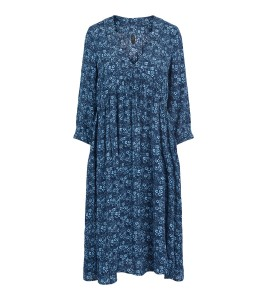 piccolina blå kjole yas