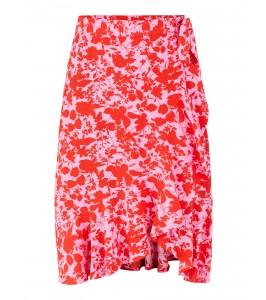 lang nederdel pink Yas