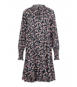 kort kjole blomsterprint yas