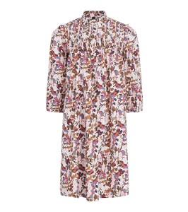 kort blomstret kjole YAS