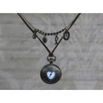 Chic Antique Smykkeur med hjerte Messing-01