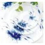 Medusa Blue Dancers Tallerken stor-01