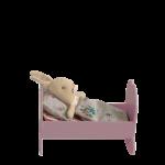 Maileg Baby Vugge / Lilla-01
