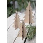 Ib Laursen Juletræ med stjerne Natur-01