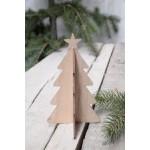 Ib Laursen Juletræ med stjerne Natur 16 cm-01
