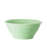 Rice Keramik Salatskål Lyse Grøn.-01