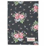 GreenGate Viskestykke Marley dark grey-01