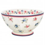 GreenGate French bowl large Hailey white-01