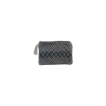 Black Colour Velour pung Small
