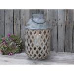 Chic Antique Fransk lanterne Bambus-01