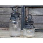 Chic Antique Fransk stald lanterne H30-01