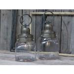 Chic Antique Fransk stald lanterne H29-01