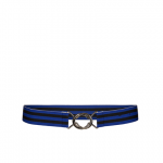 co' couture Sporty Belt new blue