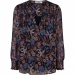 bluse co couture navy
