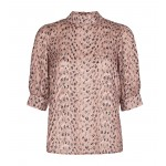 Bluse nude rosa co couture