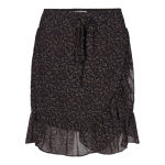 co couture Scribble Flower Skirt-01