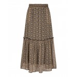 lang nederdel blomsteret co couture
