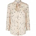 co' couture Maydan skjortebluse off white