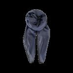 tørklæde med prikker navy black colour