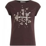 Coster Copenhagen T-shirt blommefarvet