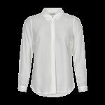 dameskjorte off white in front