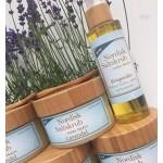 Nordisk Saltskrub Kropsolie Lavendel-01