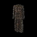 maxi kjole sort black colour