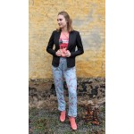 Sofie Schnoor buks lyseblå