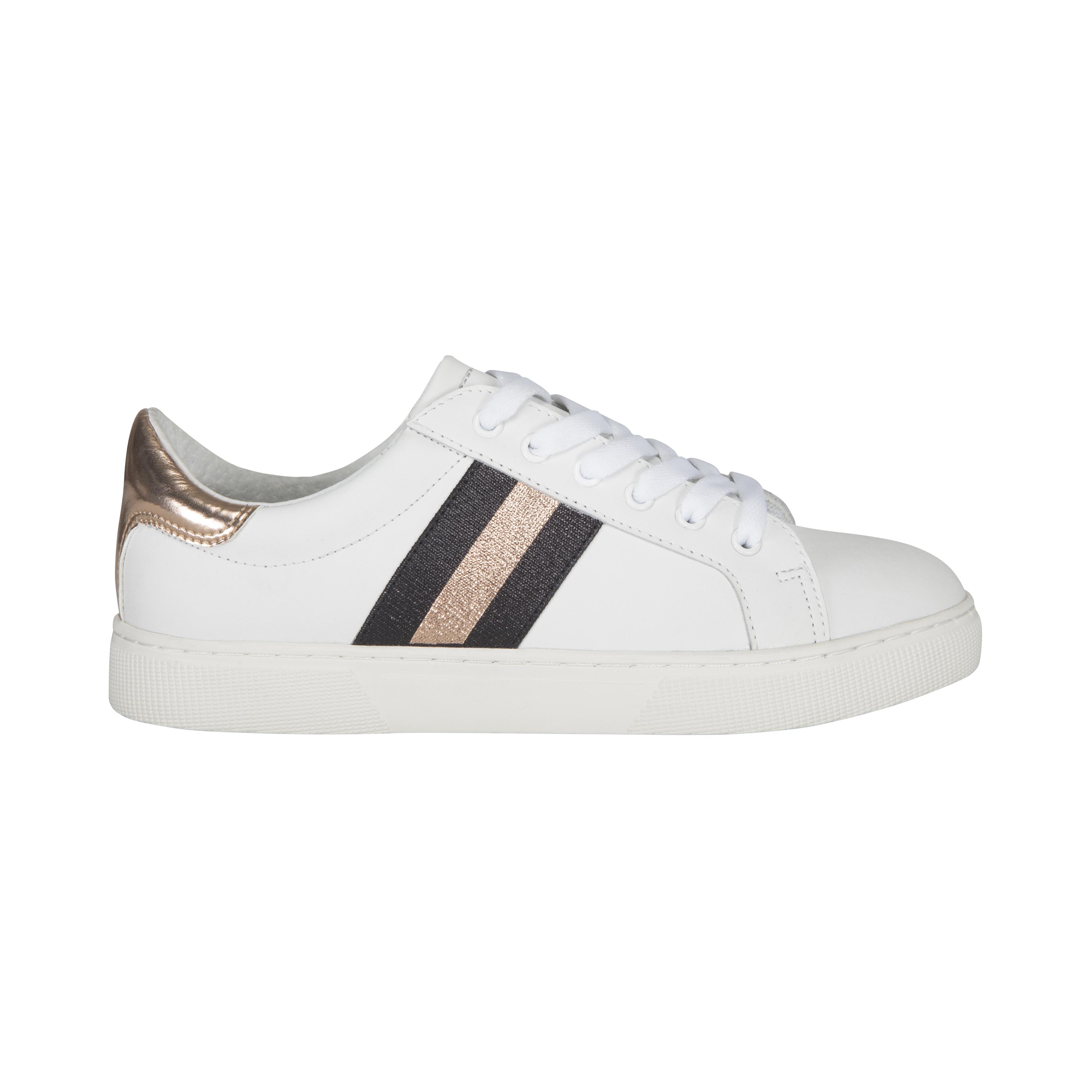 Sofie Schnoor Sneaker elastic Hvid
